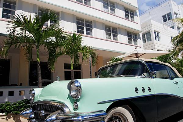 List Of Hotels On Ocean Drive South Beach Miami