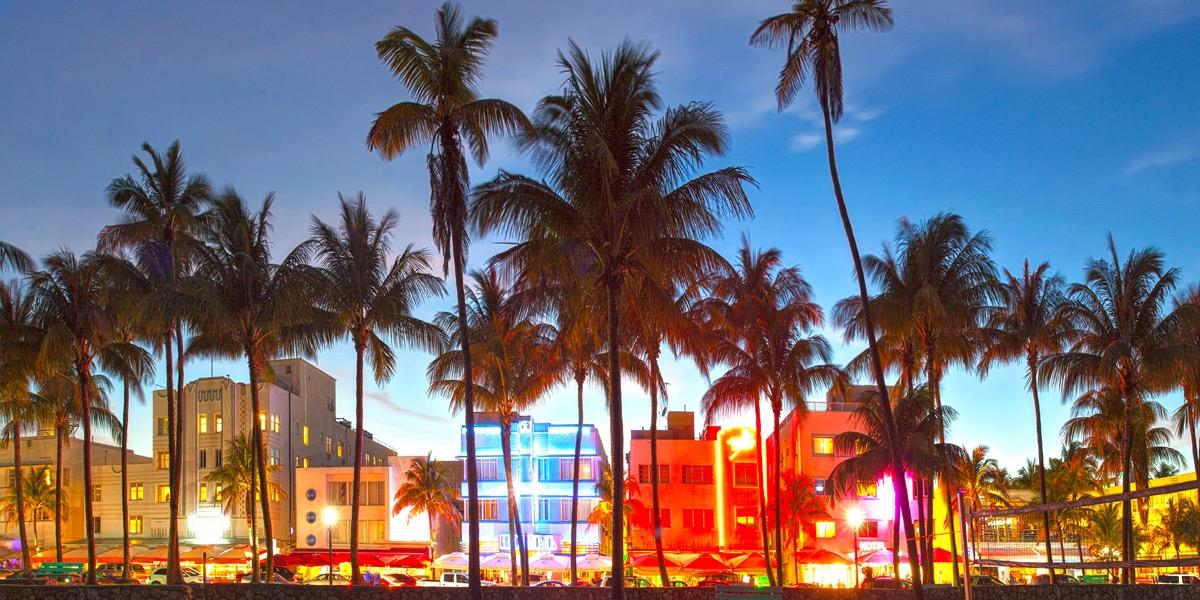 Zeit Miami